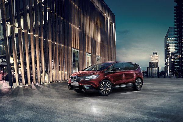 Renault Espace restylé : ce qui va changer en 2020