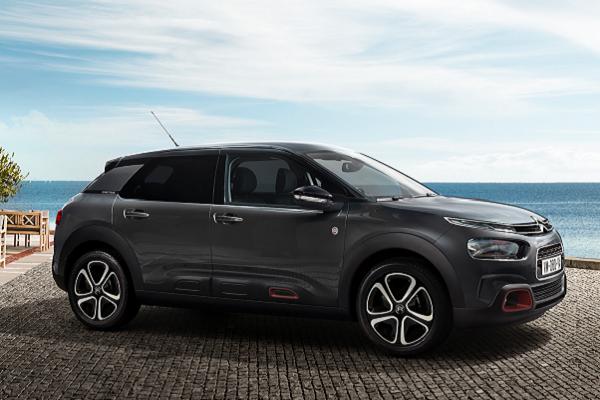 C4 Cactus C-Series : la série spéciale de Citroën en détails