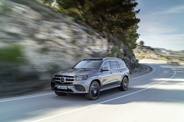 Mercedes GLS 2020 : le SUV de la marque à l'étoile débute à 100 000 €
