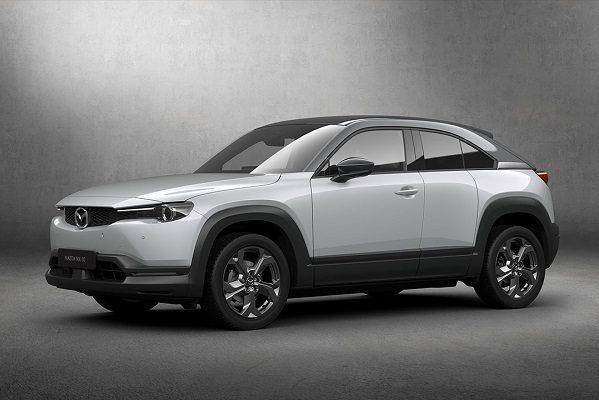 Mazda MX-30: le moteur rotatif en soutien pour booster l'autonomie!