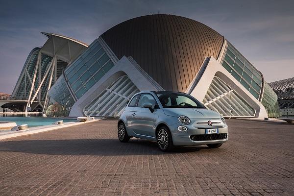 Fiat 500 hybride : moins polluante et moins gourmande mais plus chère !