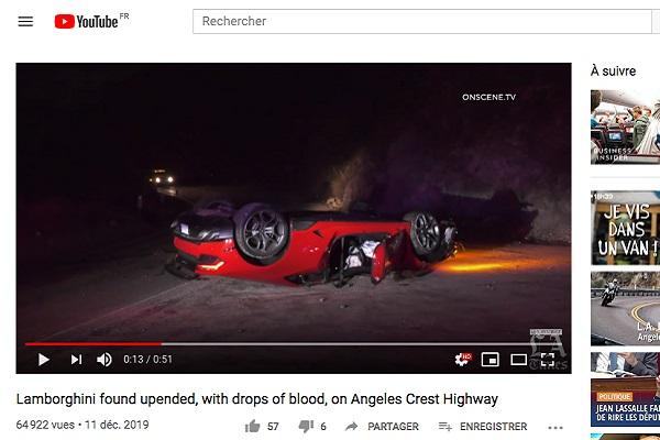 [Vidéo] Une Lamborghini laissée à l'abandon