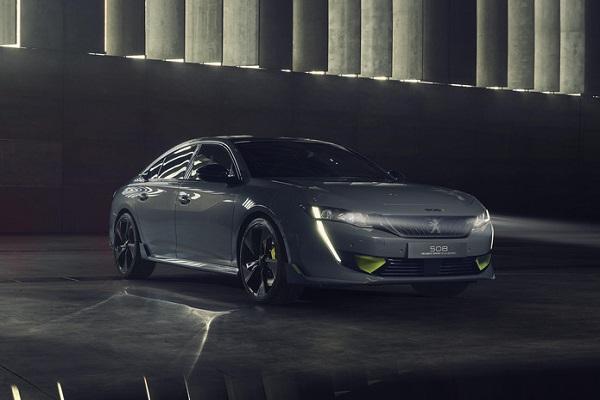 Peugeot 508 PSE : la future hybride et sportive qui va coiffer la gamme 508