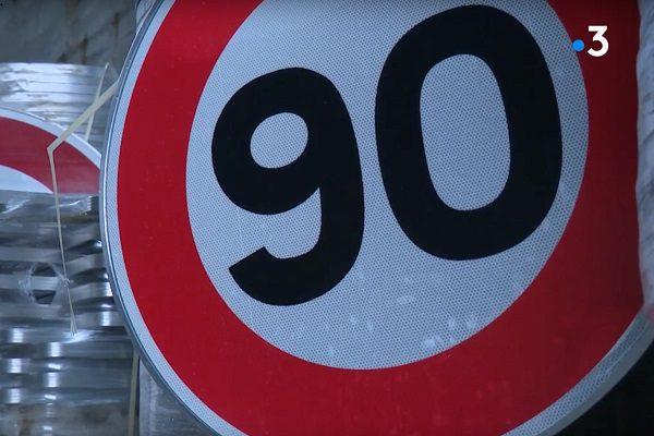 La Haute-Marne ouvre le bal du retour à 90 km/h