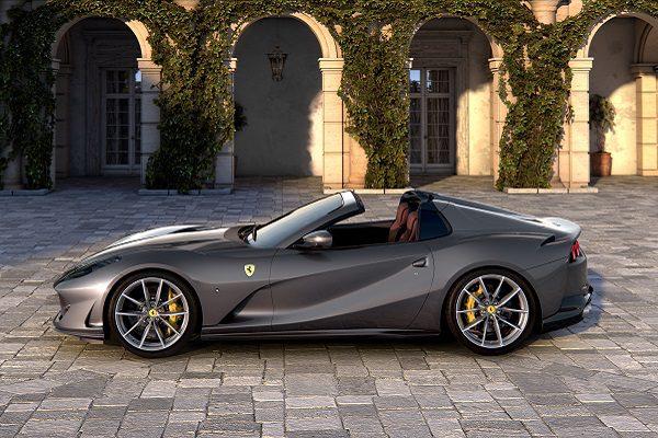 Ferrari : 10 000 modèles vendus en 2019, un nouveau record !