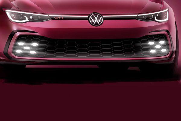 Volkswagen Golf 8 GTI: la voici avant sa présentation officielle