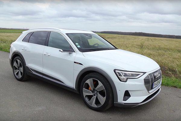 [Vidéo] Essai Audi e-tron 55 408 ch Avus: le SUV 100% électrique et Premium à plus de 100000 €