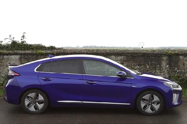Essai Hyundai Ioniq Hybrid 141ch Executive 2020