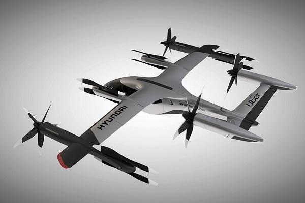 Hyundai et Uber réunis autour d'un projet aérien