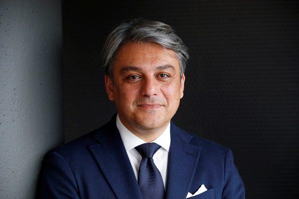 Luca de Meo, nouveau directeur général de Renault