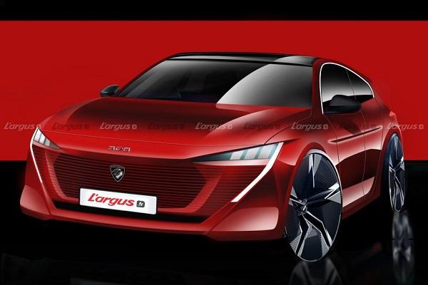 Nouvelle Peugeot 308 (2021)