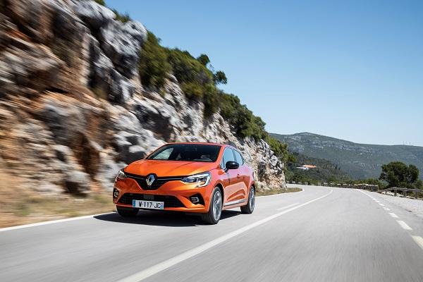 Des versions GPL et X-Tronic pour la Renault Clio V
