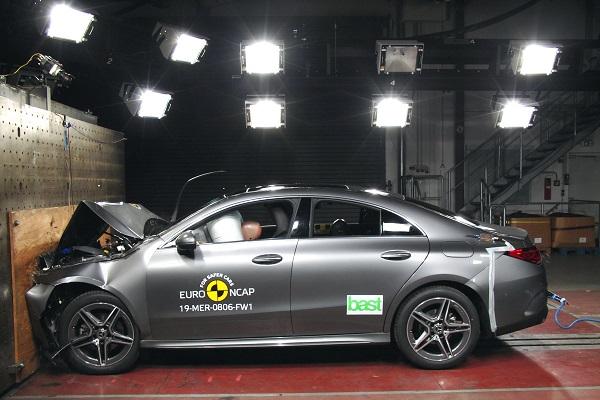 Euro NCAP : retour sur le palmarès 2019 des voitures les plus sûres