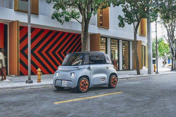 Citroën Ami : l'électrique sans permis qui pourrait renverser le marché