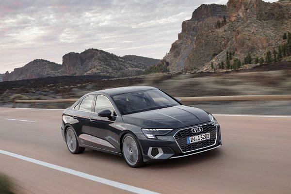 Audi A3 Berline : détails techniques, finitions et prix au lancement