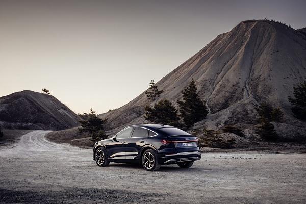 Audi e-Tron Sportback : tous les tarifs du SUV coupé électrique