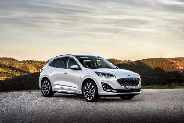 Ford Kuga Plug-in Hybrid : le SUV devient électrifié