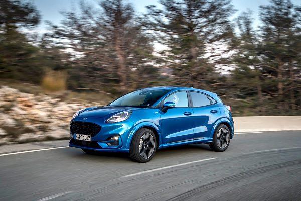 Ford Puma : nouvelle finition, nouveau moteur, nouvelle boîte