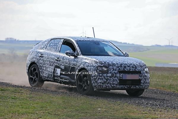 Future Citroen C4, la nouveauté majeure de Citroën en 2020