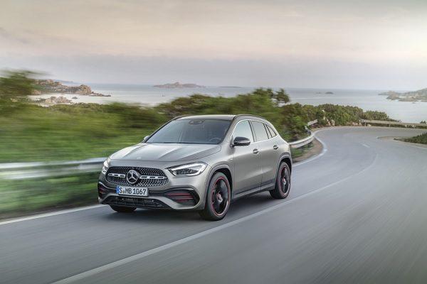 Nouveau Mercedes GLA : tous les détails de la nouvelle génération (moteurs, finitions, prix)
