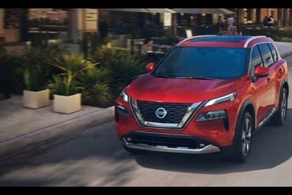 Nouveau Nissan X-Trail : les premières images de la nouvelle génération