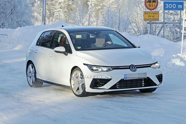 Nouvelle Volkswagen Golf R : 330 chevaux mais aucune hybridation prévue