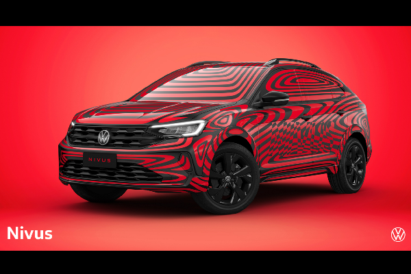 Volkswagen Nivus : le nouveau venu dans la catégorie des SUV coupés