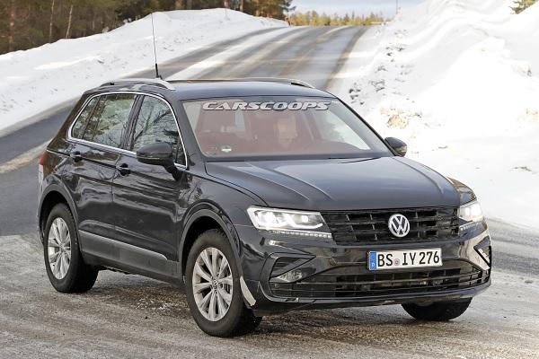 Volkswagen Tiguan GTE hybride rechargeable : les premières informations sur le SUV compact et branché