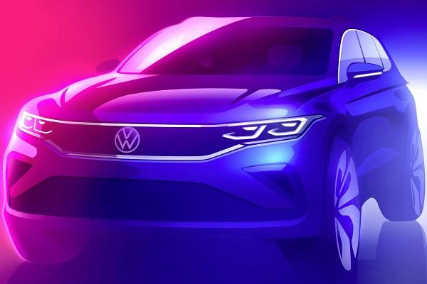 Volkswagen Tiguan restylé