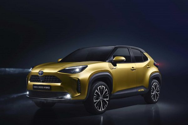Toyota Yaris Cross Hybrid : la version baroudeuse de la citadine