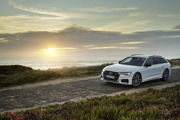 Audi A6 break 55 TFSI e, la déclinaison hybride rechargeable de l'A6 Avant