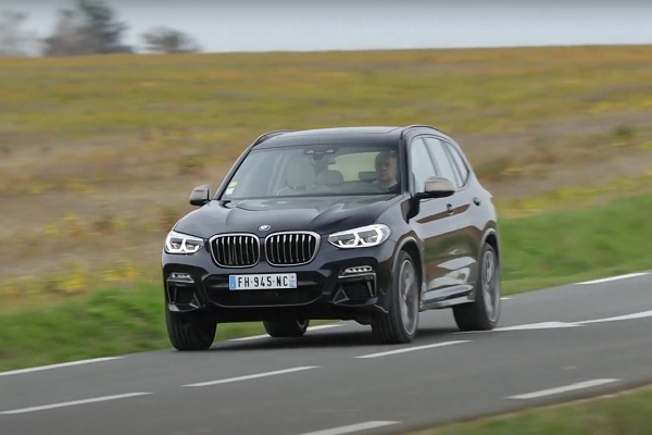 [Vidéo] Essai BMW X3 M40d 326ch M Performance : diesel radical, prix d'achat qui fait mal
