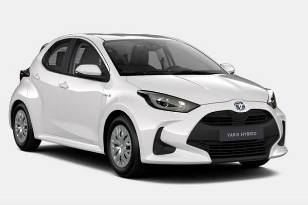 Nouvelle Toyota Yaris hybride : toutes les informations sur la version d'entrée de gamme «France»