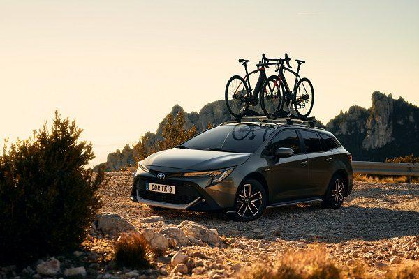 Toyota Corolla Trek : 35 050 € pour s'offrir la déclinaison « baroudeuse » du break Corolla