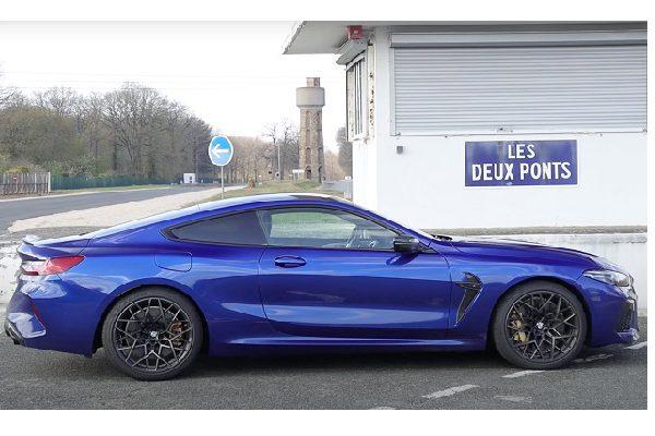 [Vidéo] Essai BMW M8 Coupé Compétition V8 625 ch 2020: ce qui se fait de plus radical chez BMW