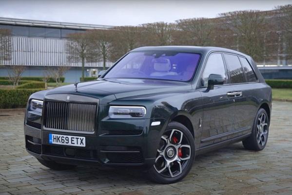[Vidéo] Essai Rolls-Royce Cullinan 6.75i V12 600 ch Black Badges: SUV inédit, luxe et exclusivité