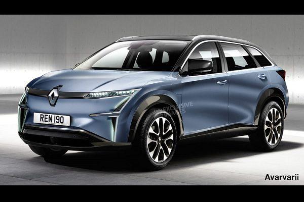 Futur SUV Renault électrique : celui qui va remplacer la Mégane