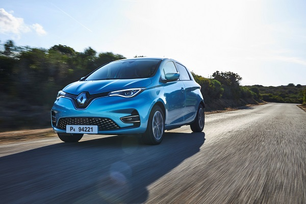 Le tour des voitures françaises électriques et hybrides