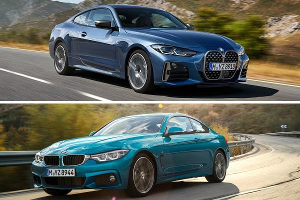 BMW Série 4: quoi de nouveau face à l'ancienne génération? Notre comparatif complet