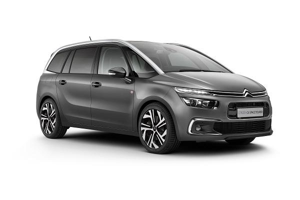 Le monospace Citroën C4 SpaceTourer pourrait ne pas être renouvelé