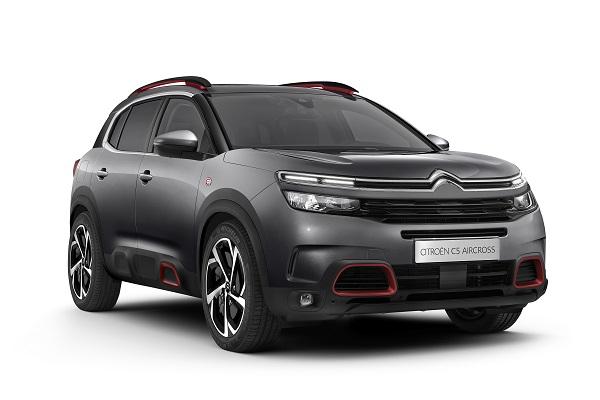 Citroën C5 Aircross : voici tous les détails de la série spéciale C-Series