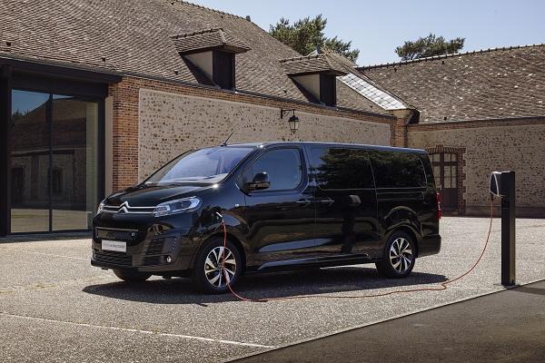 Ë-Spacetourer, le van électrique selon Citroën