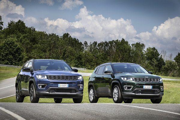 Jeep Compass 2020: le détail des prix de la nouvelle gamme essence