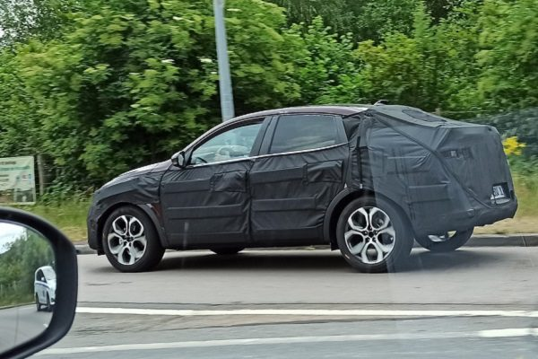 Arkana: première image du SUV coupé de Renault