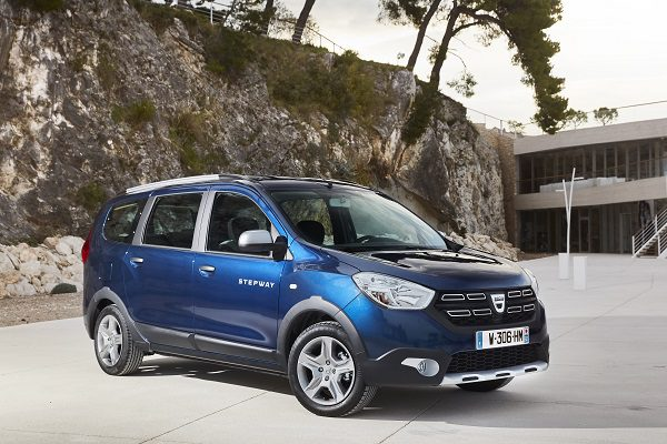 Le Dacia Lodgy remplacé par un SUV à sept places ?