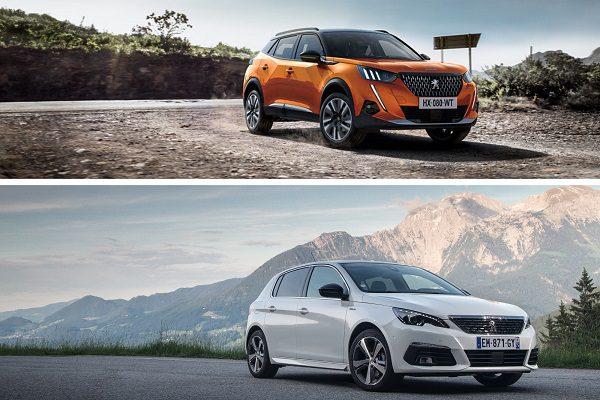 Peugeot 308 ou 2008: que choisir entre la compacte et le SUV?