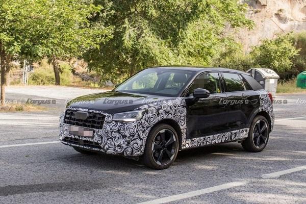 Audi Q2 2020: restylage en préparation pour le petit SUV