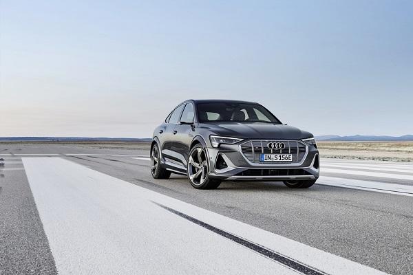Audi e-tron S et e-tron Sportback S : trois moteurs électriques, jusqu'à 503 ch