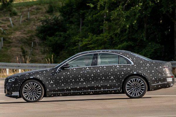 Mercedes Classe S: la prochaine génération de la limousine se prépare