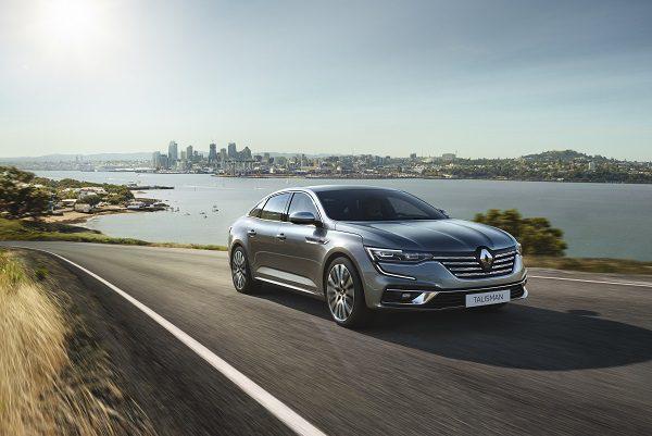 Tout savoir sur la nouvelle Renault Talisman restylée (équipement, prix)